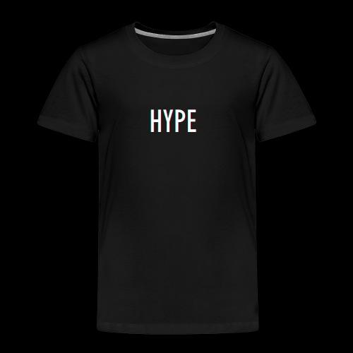 HYPE 3D - Kinder Premium T-Shirt