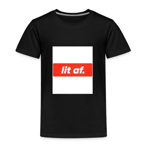 Lit af - Kids' Premium T-Shirt