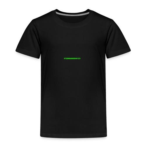 ItzBrandon123 Tshirt - Kids' Premium T-Shirt