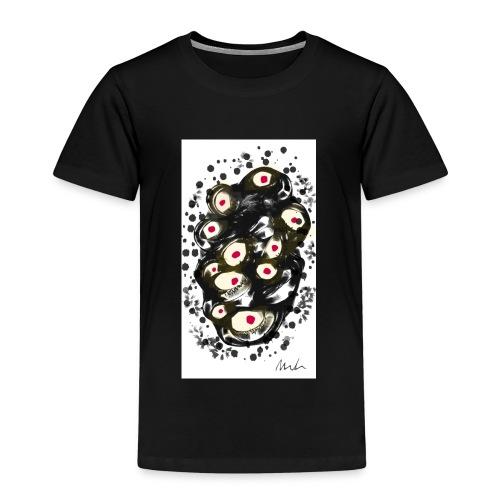 Super Eyes - Camiseta premium niño