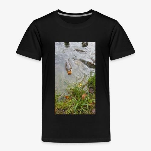 Fisk - Premium-T-shirt barn
