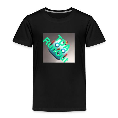 RoboRun - Premium T-skjorte for barn