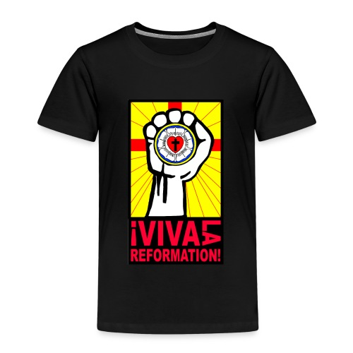 I viva la Reformation_EvDekJu_NEA - Kinder Premium T-Shirt