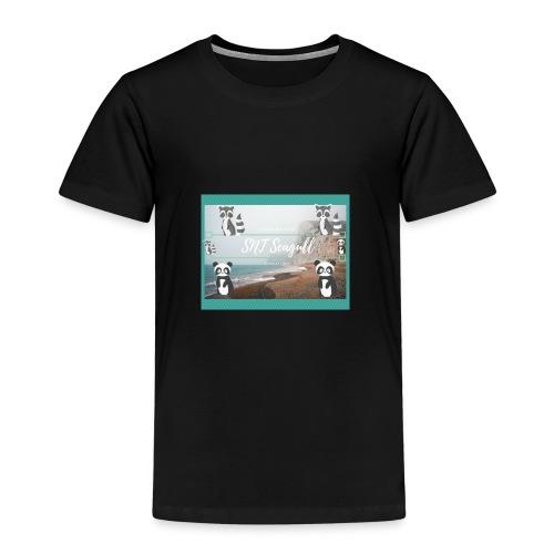 SNT Seagull - Kids' Premium T-Shirt