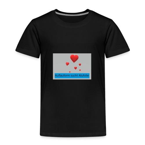 Auflauf - Kinder Premium T-Shirt