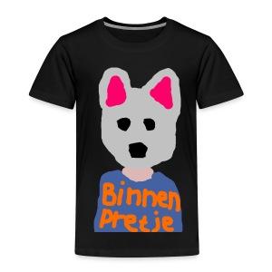 Binnenpretje T-shirts - Kinderen Premium T-shirt