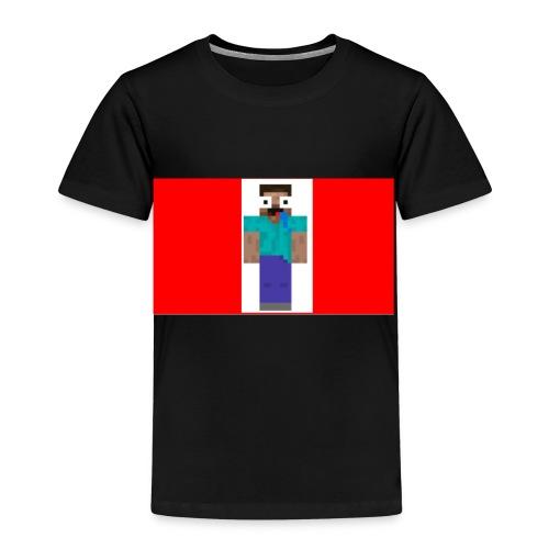 mine craft derp skin t shirt - Kids' Premium T-Shirt