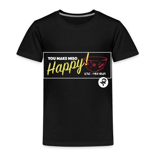 You make miso happy :) - Kids' Premium T-Shirt