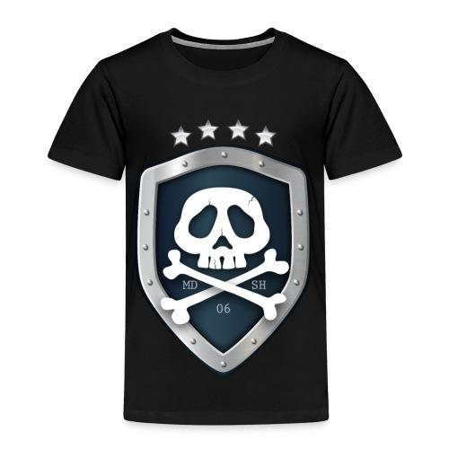 champion's league skull 06 - T-shirt Premium Enfant