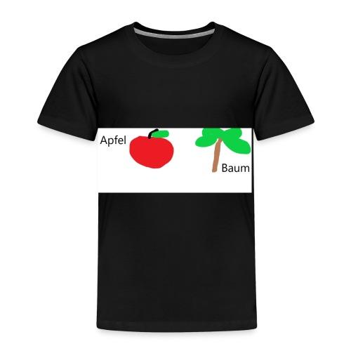 Apfelbaum - Kinder Premium T-Shirt