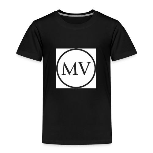 MV MrVlogs LOGO - Kids' Premium T-Shirt