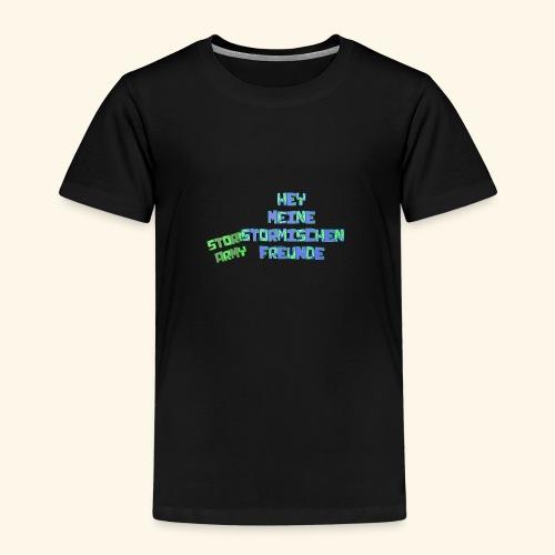 Stormischer Merchandise - Kinder Premium T-Shirt