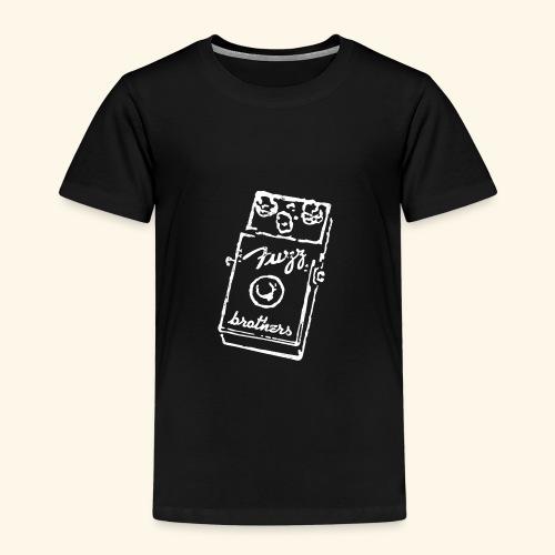 Fuzzbrothers - White - Kinder Premium T-Shirt