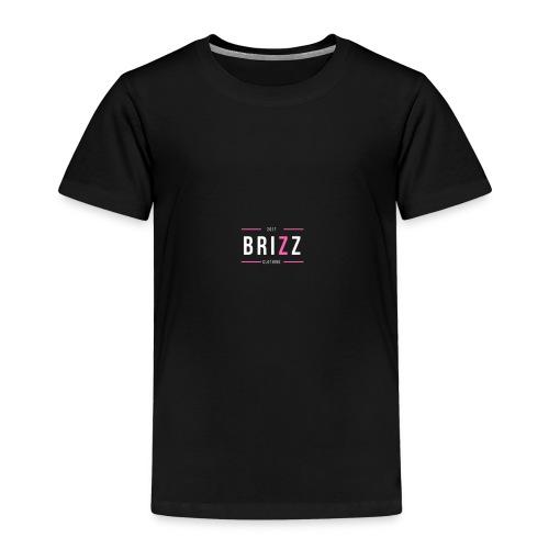 brizz white pink - Kids' Premium T-Shirt