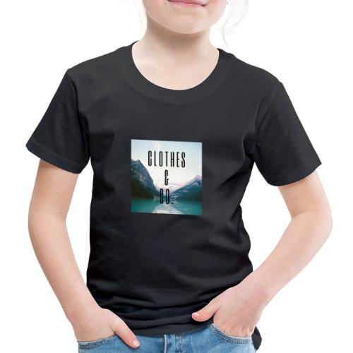 Clothes & Co. - T-shirt Premium Enfant