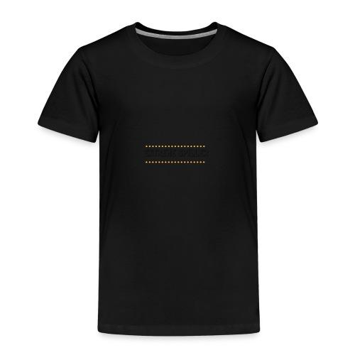 T-skjorte - Premium T-skjorte for barn