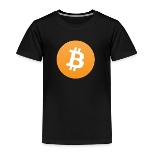 Bitcoin - Kinderen Premium T-shirt