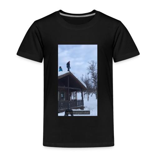 aAA magad okei - Premium T-skjorte for barn