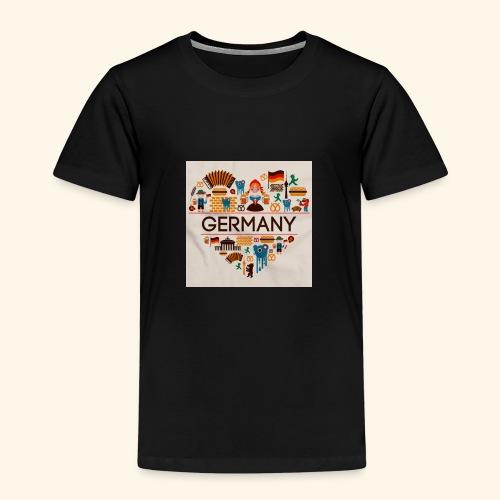 Deutschland - T-shirt Premium Enfant