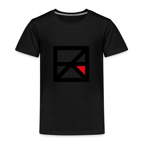 ZERO Beeldmerk png video - Kinderen Premium T-shirt