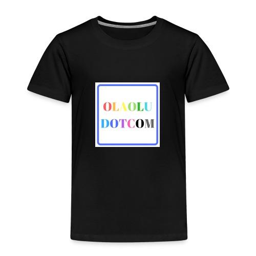 OLAOLUDOTCOM - Kids' Premium T-Shirt