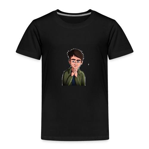 Turtle Vibez Logo - Kids' Premium T-Shirt