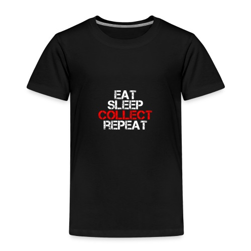 eat sleep - Kids' Premium T-Shirt