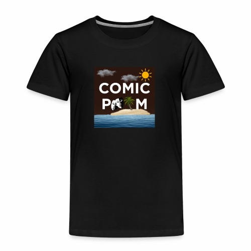 Petit logo Comic PALM - T-shirt Premium Enfant