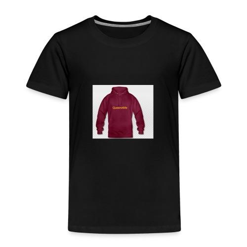Queeni hoodie - Børne premium T-shirt