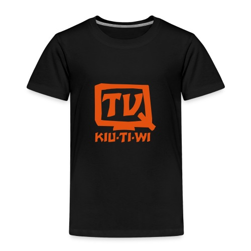 QTV - Die Show für tolle Familien - Kinder Premium T-Shirt