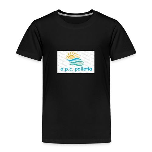 a.p.c. paletta - Maglietta Premium per bambini