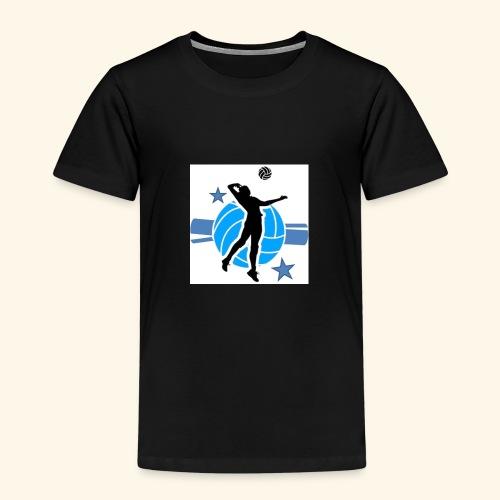 BlueBallStars - Kinder Premium T-Shirt