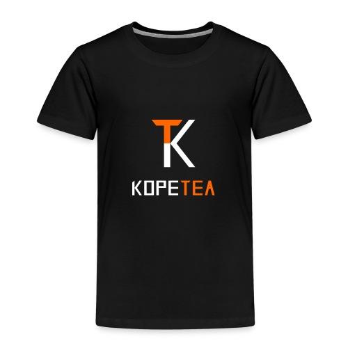 KopeTea - Premium T-skjorte for barn