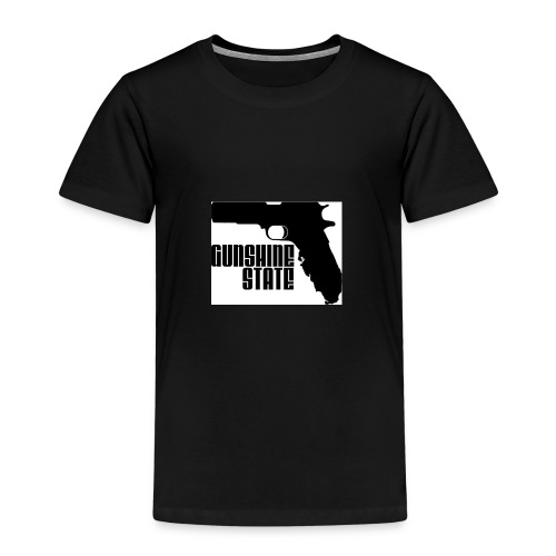 Gunshine state 1911 - Premium-T-shirt barn