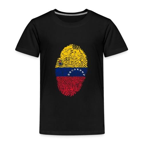 Venezuela - Camiseta premium niño
