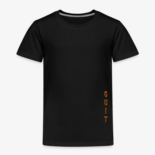 Ende - Kinder Premium T-Shirt
