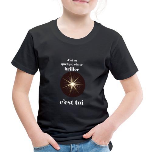 Lorgnette brillant ...amoureux ou inspiré FS - T-shirt Premium Enfant
