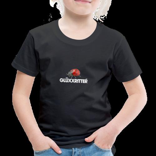 geweihbär GLÜXXRITTER - Kinder Premium T-Shirt