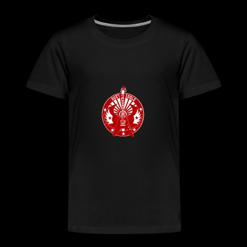 logo DUSTIDOLS RUEDA - Camiseta premium niño