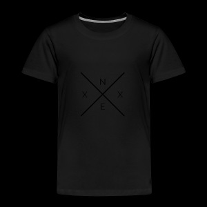 NEXX cross - Kinderen Premium T-shirt