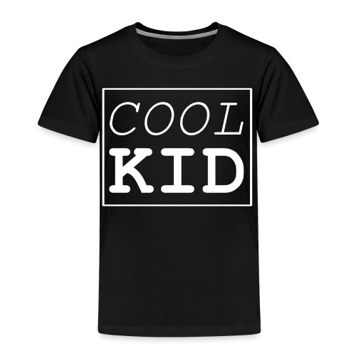 Cool Kid - Kinder Premium T-Shirt
