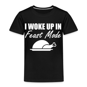 Feast Mode merch - Kinder Premium T-Shirt