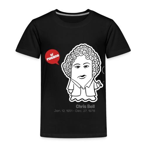 27 Club Chris Bell Tee Shirt - Kids' Premium T-Shirt