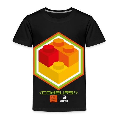 Esprit Club Brickodeurs - T-shirt Premium Enfant