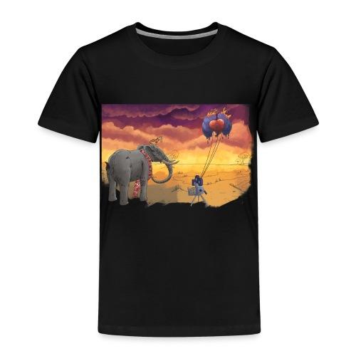 Savanna - Kinder Premium T-Shirt