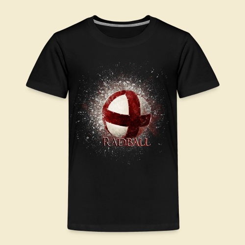 Radball | Ball - Kinder Premium T-Shirt