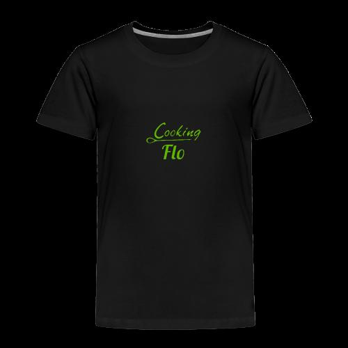 CookingFlo Style - Kinder Premium T-Shirt