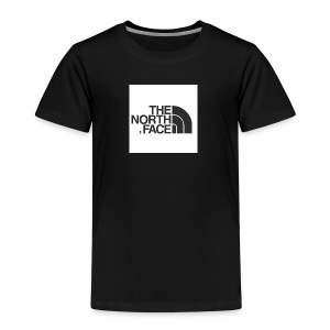 the north face logo - Kids' Premium T-Shirt