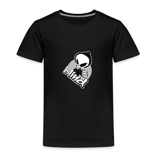 DJ Blind - Kinder Premium T-Shirt
