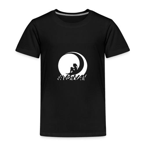 VonVan Weiß auf Schwarz - Kinder Premium T-Shirt